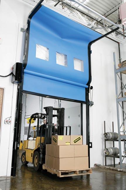 Fastrax Industrial Door W E Carlson Corporation