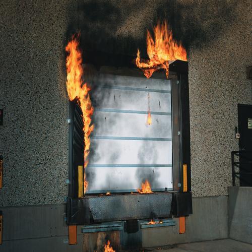Loading Dock Fires