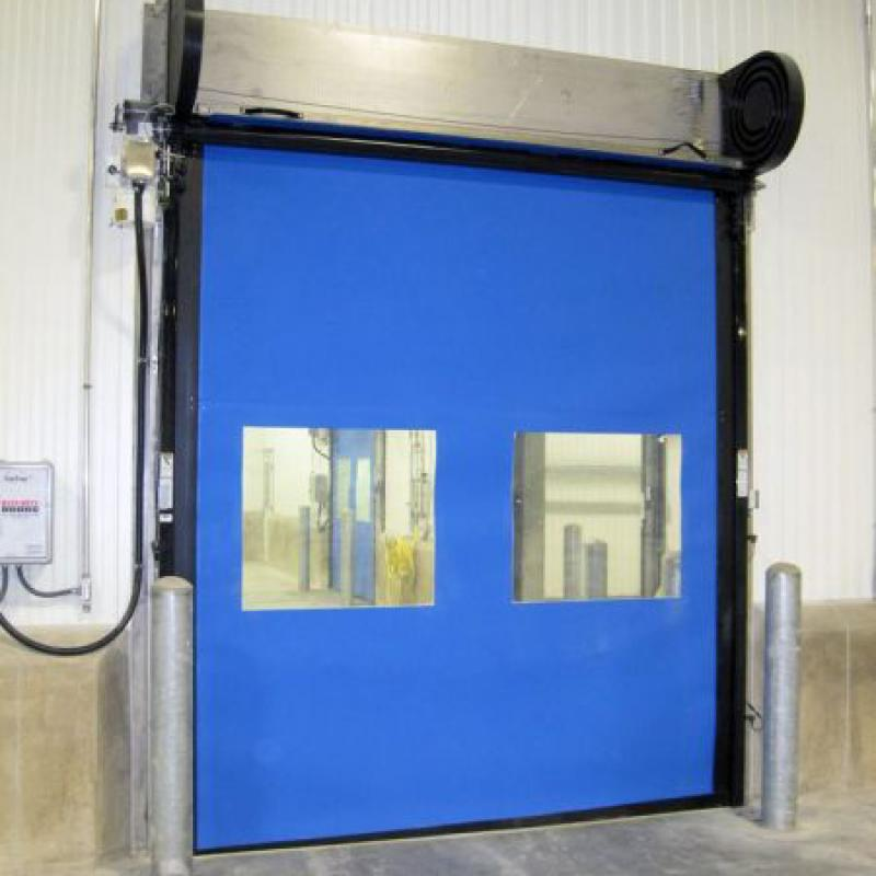 FasTrax Clean door in closed position