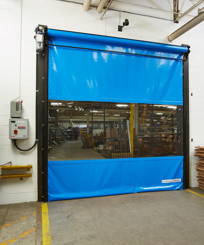 Litespeed High Performance Door W E Carlson Corporation