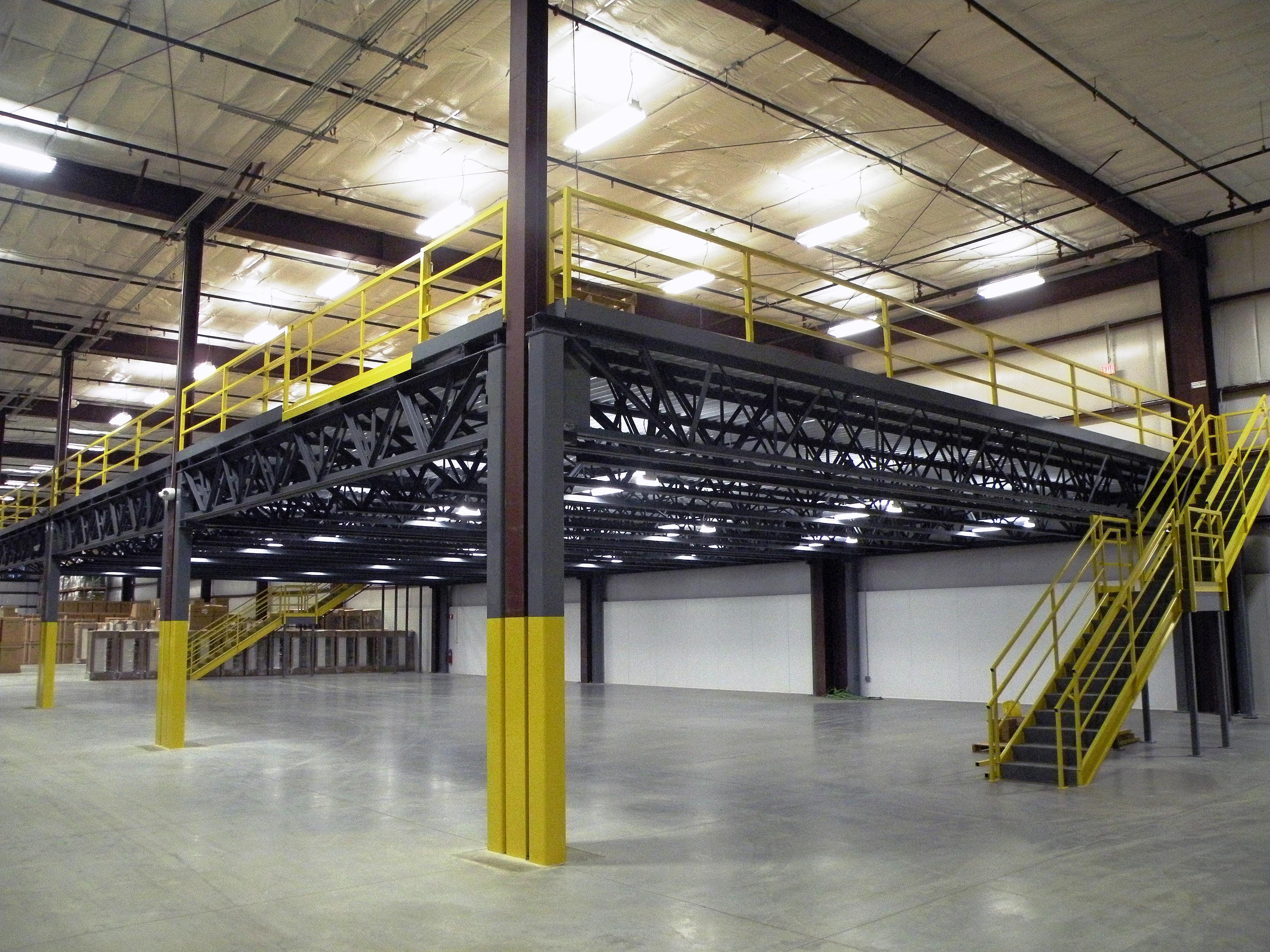 warehouse mezzanine modular office. Mezzanine Systems Warehouse Modular Office