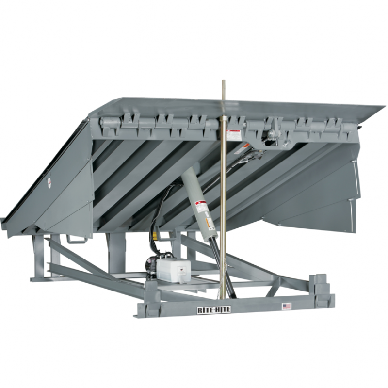 RHH High Capacity Hydraulic Dock Leveler