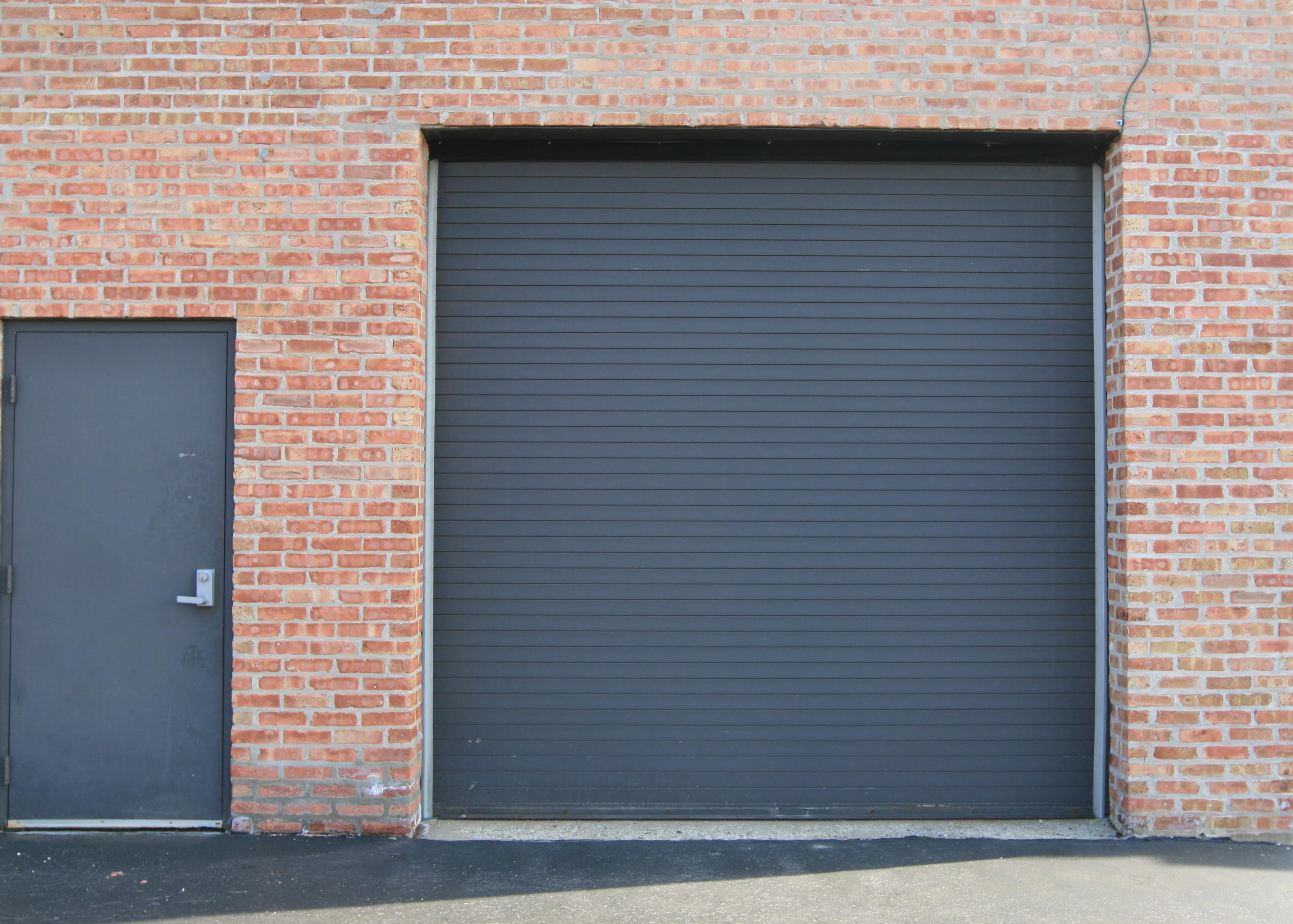 Coil door model 625s for 12x12 overhead garage door