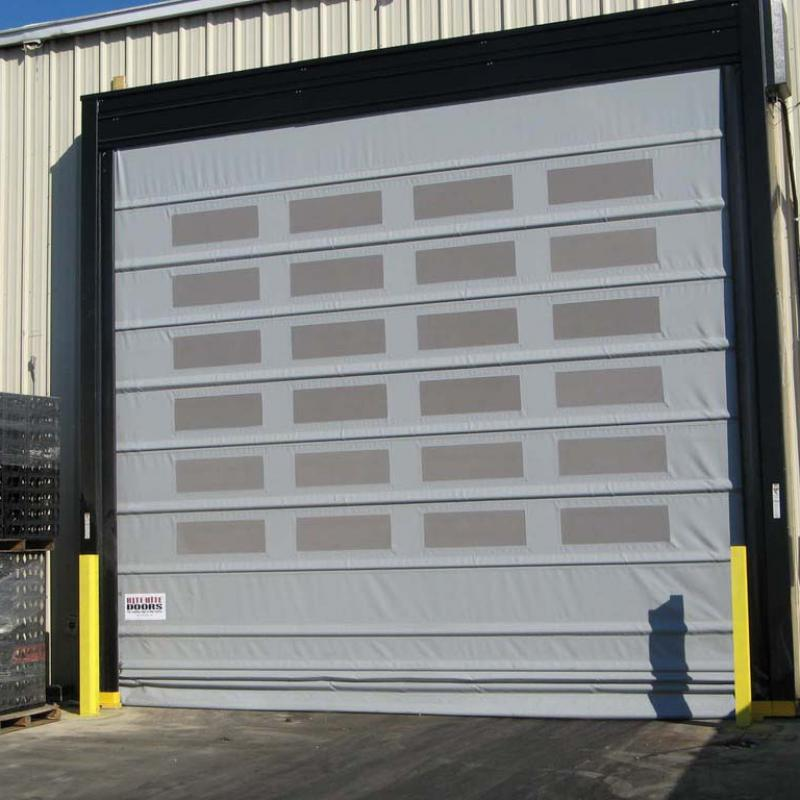 Exterior of large Trakline PLUS Door
