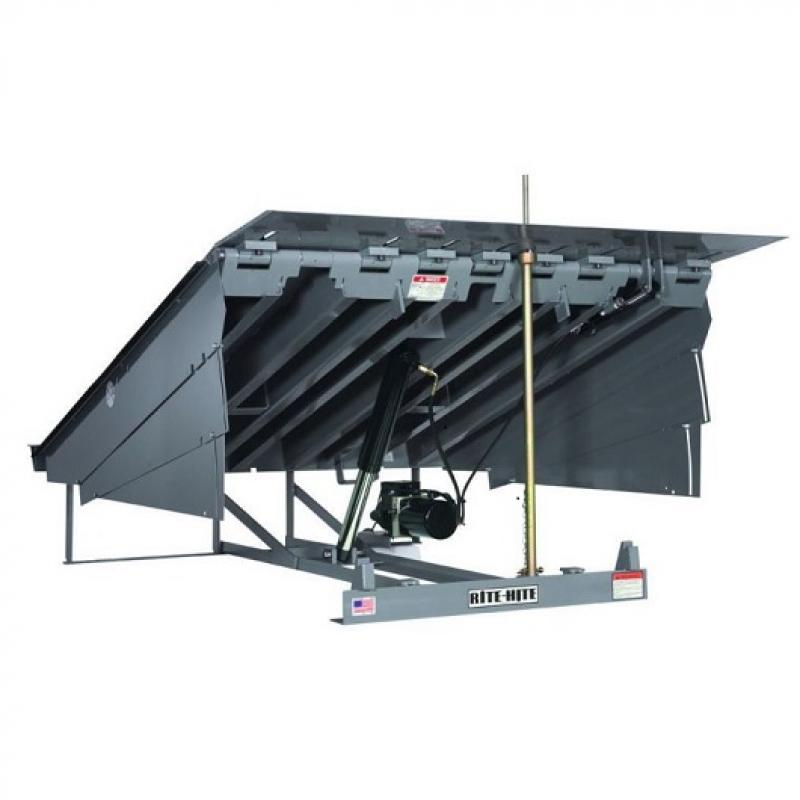 RHH Hydraulic Dock Leveler