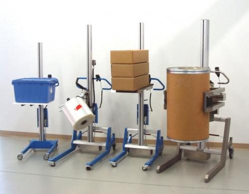 Ergonomic Portable Lifts : Portable lifters w e carlson corporation