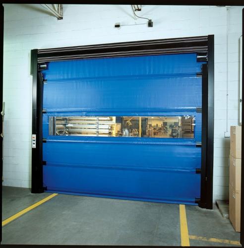 Trakline Roll Door W E Carlson Corporation