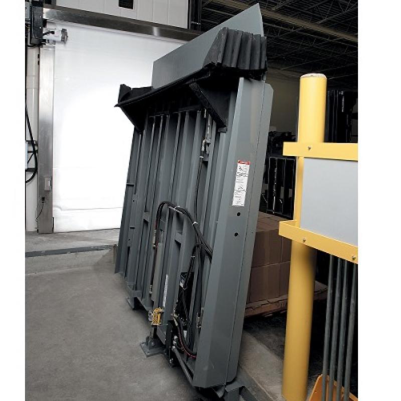 RHV Vertical Hydraulic Dock Leveler