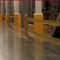 Flexible GuardRite Strap separates workspaces