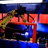 Defender Automated Barrier Door shielding machinery