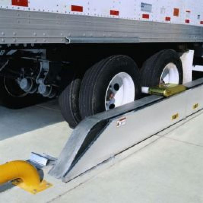 Side view of Global-Wheel Lok