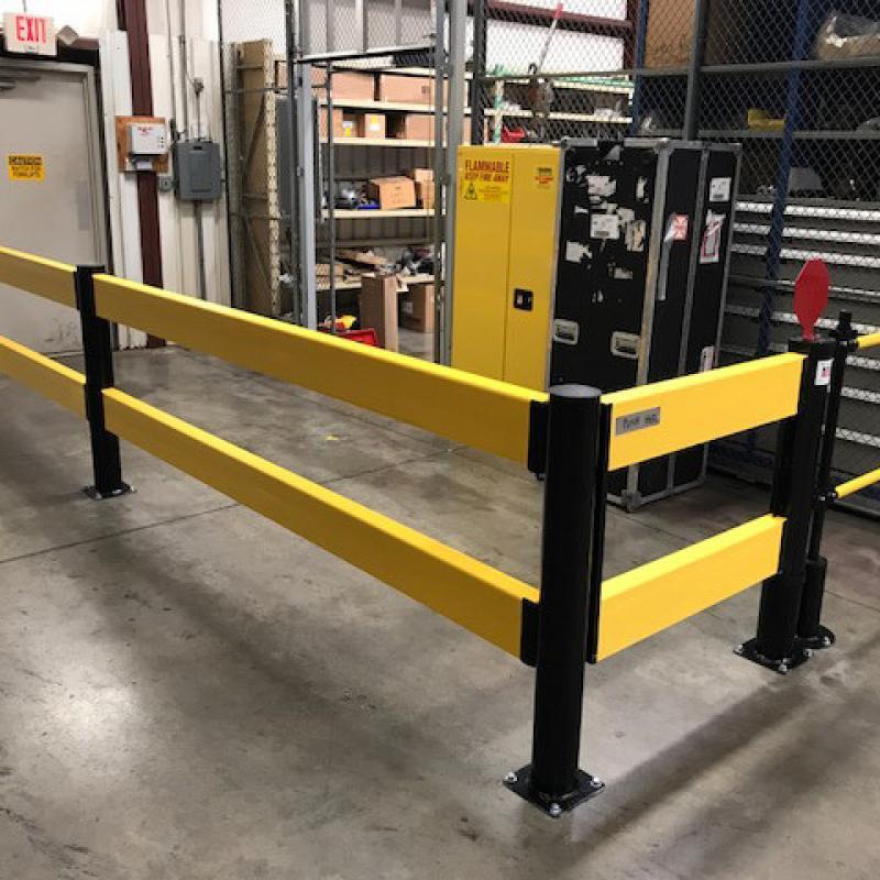 GuardRite Flex Barrier System