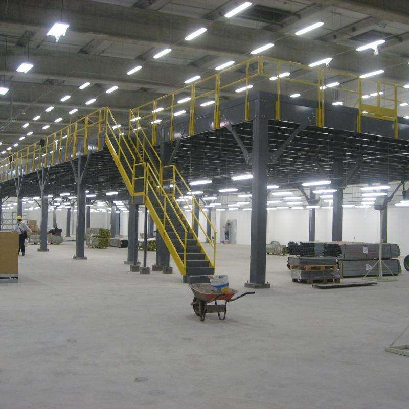 Elevated Mezzanine System