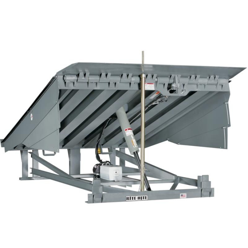 RHH High Capacity Hydraulic Dock Leveler