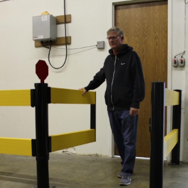 Guardrite Lite Swing Gate