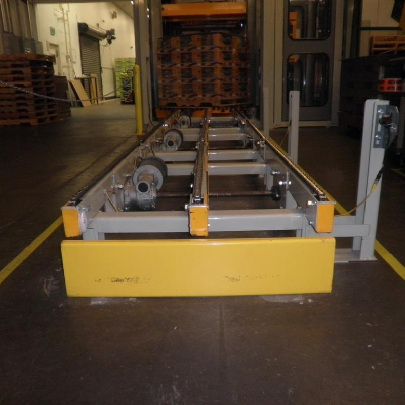 SureStop steel barrier safeguards against accidents