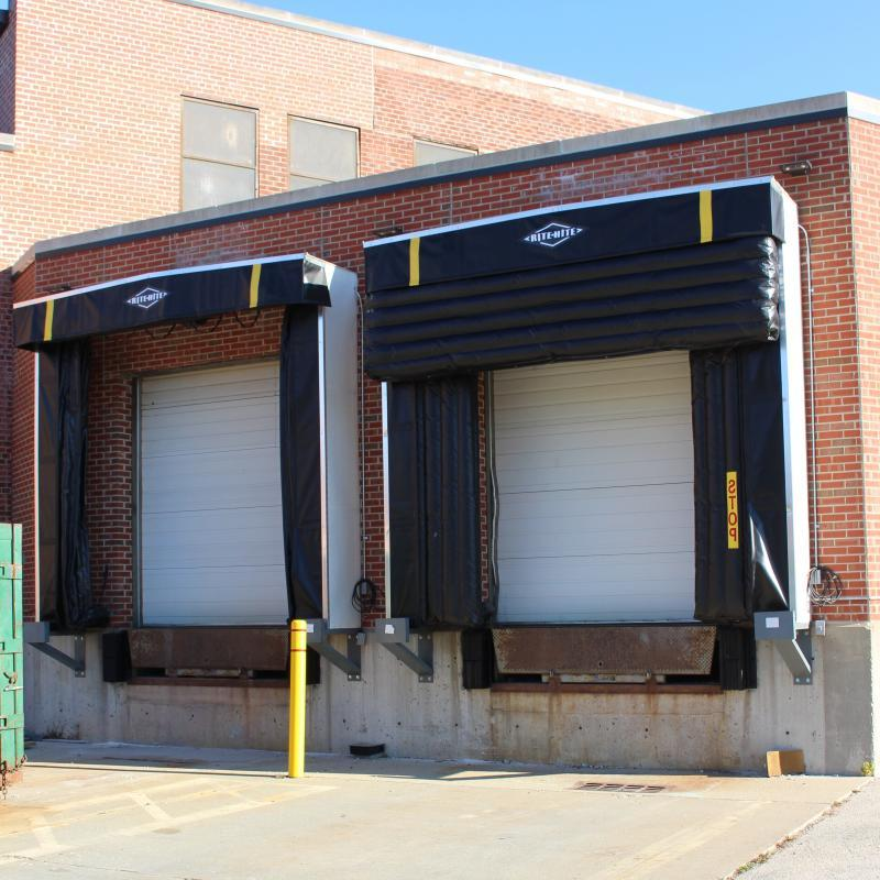 Two Uni-Dox Inflatable Dock Shelters