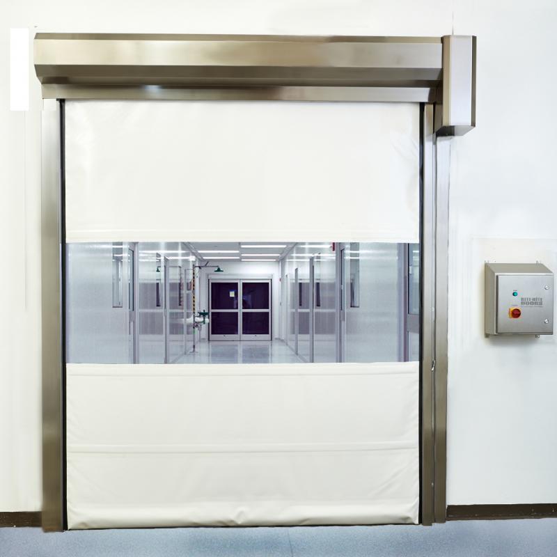 LiteSpeed Clean door used in clean environment