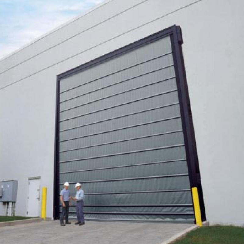 Trakline PLUS Door from outside