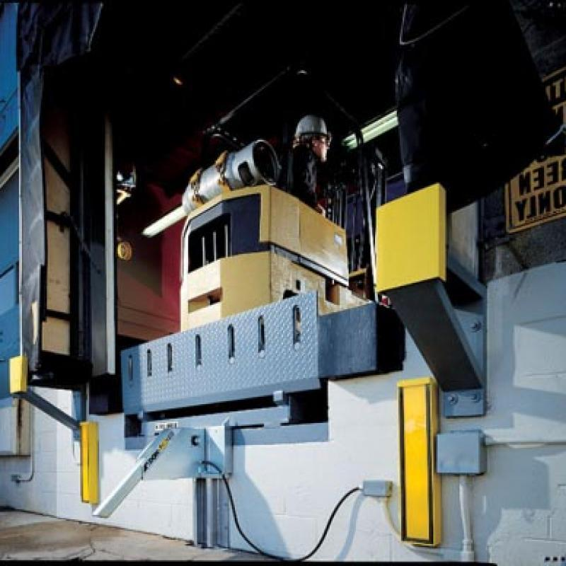 rite hite hydraulic dock leveler manual