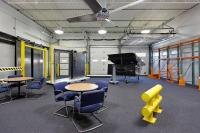 Our 3,500 square foot showroom lets you investigate equipment first-hand before you invest.