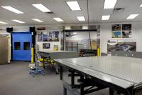 Our showroom showcases our wide range of equipment.